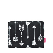 Arrow Print NGIL Large Cosmetic Travel Pouch