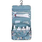 Naimo Travel Hanging Toiletry Organiser Cosmetic Bag Storage Bag