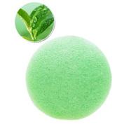 Natural Fibre Jelly Konjac Face Cleansing Sponge Wash Pad Facial Washing Makeup Remover Puff