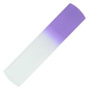 Hand Made Glass Foot File & Pedicure Rasp, Genuine Czech Tempered Glass, Lifetime Guarantee | Corn & Dead Skin Remover | Calluses, Coarse, Hard Skin Remover