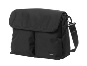 Bumbleride Nappy Bag Jet Black, Black