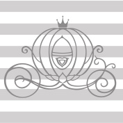 Sweet Potato Vinyl Decal, Carriage