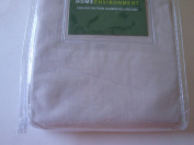 Home Environment 100% Rayon Standard Bamboo Pillowcases - SAND