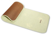 Natural Flax Baby Summer Bamboo Carbon Sleeping Mat Breathe Freely and Cool