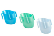 Doidy Cup - Arctic Pearl, Azure Blue Pearl & Mint Pearl3 ITEM BUNDLE