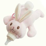 Cradlebeauty Cute Animal Baby Bottle Cover Warmer Feeder Bottle Keep Warm Holder