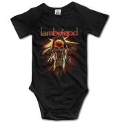 Baby Outfits Lamb Of God Wrath Trophy Poster Funny Baby Bodysuit