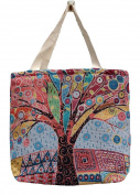 Trendyloosefit Women's Canvas Tote Shoulder Bag