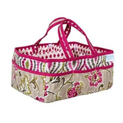 Trend Lab Waverly Jazzberry Nappy Caddy