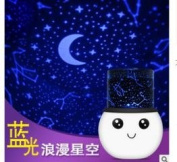 Welltop Romantic starry sky Projector lamp,Projector Light Show for Kids and Adults, Lovely Christmas Gift Decorative Light,Baby Kids Bedroom Night Light,Relax Sleeping Aid Nights Lamp