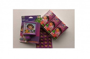 Dora the Explorer LED Automatic Nightlight 6 Tissue Packs & Sticker Sheet