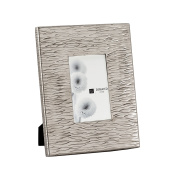 DIMOND HOME 8988-005 Small Aluminium Textured Photo Frames, Nickel