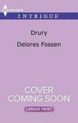 Drury  [Large Print]