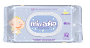 Mimadito Chamomile – Lightly scented baby wipes