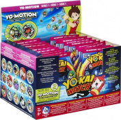 Yo-Kai Yo-Motion SEASON 2 Series 1 Medals - Case of 24 Blind Bags - 48 Random Medals