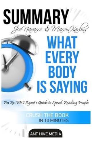 Summaryjoe Navarro & Marvin Karlins' What Every Body Is