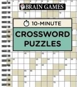Brain Games 10 Min Crossword Puzzles