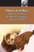 Chants de La Mere, Supplement 2013-2015 [FRE]