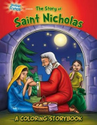 The Story of Saint Nicholas Coloring Book