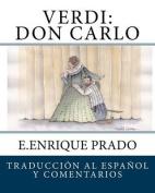 Verdi: Don Carlo [Spanish]