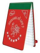 Ultra Pro Sriracha 60-Page Life Pad Notebook Score Counter