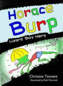 Horace Burp: Lizard Boy Hero