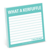 What a Kerfuffle Sticky Note