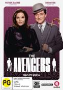 The Avengers: Series 4 [Region 4]