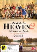 As It Is In Heaven 2- Heaven on Earth [Region 4]