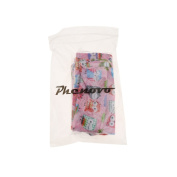 New Waterproof Zip Wet Dry Bag for Baby Infant Cloth Nappy Nappy Pouch Reusable - Colourful Owl Pink, Colourful Owl Pink