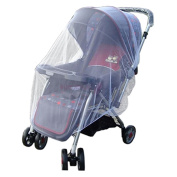 Bluelans® Strollers, Pram & Pushchair Universal Insect Net / Mosquito Net White