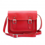Wooster Handmade Leather Satchel - Classic Collection