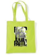 Northern Soul Keep The Faith Shoulder Bag