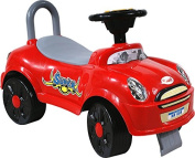 Car Child Vehicle ARTI HR688 Super Car red