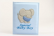 Special Baby Boy Blue Elephant Photo Album