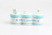 Baby Boy Blue Keepsake Box