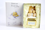 Forever Friends porcelain trinket box for baby's Ist tooth