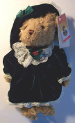 Bernadette House of Lloyd Christmas Bear Plush by Christmas Around the World