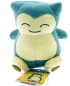15cm 1pcs Pokemon Plush Toys Snorlax For Children Birthday Gift Plush Anime New Soft Stuffed Animall Kabi Dolls