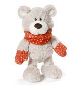 NICI 39923 - Bear Sir Beartur Floppy, 105 cm