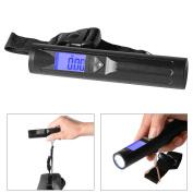 XCSOURCE Portable Electronic Digital Weight Scale Precise Handheld Flashlight Travel Suitcase Luggage BI429