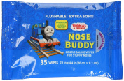 Health Science Labs Thomas and Friends Saline Nose Wipes, 35 Count