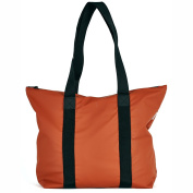 Rains Tote Bag Rush in Rust