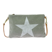 OBC Bags & More Women's Clutch Grey grey