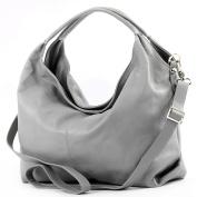 Italian Women's bag handbag shoulder bag leather nappa leather DS26