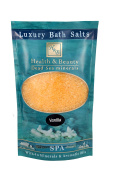 H & B Dead Sea Treatment Luxury Bath Salts - Yellow