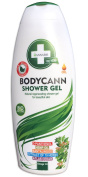 Annabis Bodycann Shower Gel - A Natural Shower Gel with Hemp Seed Oil and Panthenol for Everyday Care of Your Skin - 250ml