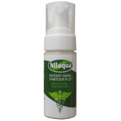 Nilaqua Alcohol Free Foaming Hand Sanitiser+ with 6 Hour Protection