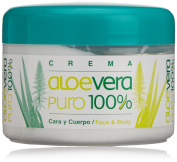 Cosmonatura Facial, Body and Hands Cream with Aloe 250 ml