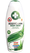 Annabis Bodycann Body Milk - A Natural Body Milk with Hemp Seed Oil and Dead Sea Salt for Everyday Skincare for the Whole Body of Both Children and Adults - 250ml